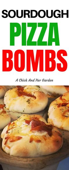 My husband loves whe My husband loves when I pack these sourdough pizza bombs in his lunch! We also brought them as an appetizer to a party and they were gone before everyone got there! Sourdough Cinnamon Rolls, Sourdough Pizza, Sourdough Recipes, Pizza Bomb, Pizza Pizza, Sourdough Starter Discard Recipe, Bombe Recipe, Boite A Lunch, Appetizer Recipes