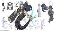 Character Design Animation, Female Character Design, Character Design References, Character Design Inspiration, Character Concept, 3d Character, Manga Characters, Cute Characters, Robot Girl