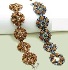 Silky Circlets Bracelet Silky Beads Seed Beads Jewelry Making Beaded Bracelet