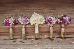 Beautiful bouquets.  #bouquet #wedding #flowers