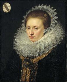 attributed to Jan Anthonisz Van Ravesteyn Via. Judith Langley