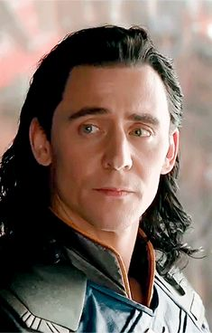 Loki I thought the world of you. I thought we were gonna fight side by side forever but… at the end of the day, you are you and I am me.    x