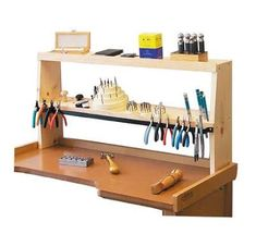 Image result for jewelry workbench