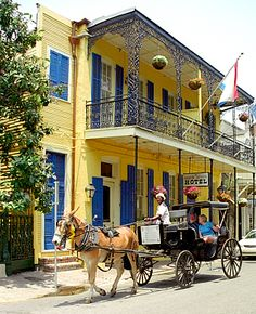 French Quarter - Andrew Jackson Hotel | Flickr - Photo Sharing!