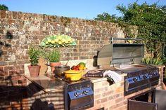 Projekty, Rustykalny Ogród zaprojektowane przez Design Outdoors Limited