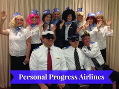 Honey I'm Home: Personal Progress Airlines