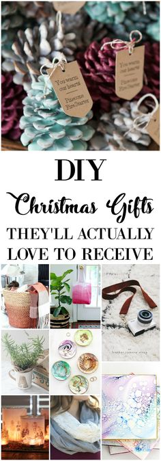 Best Ever DIY Gifts People Actually Want to Receive