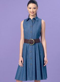 Shirtdresses--K4155 | Kwik Sew Patterns