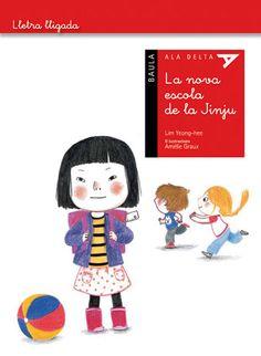 La Jinju acaba d'arribar de Corea i avui és el seu primer dia d'escola. Tot li resulta nou: saludar, fer un petó o aprendre paraules. Però els seus companys l'ajudaran perquè se senti una més. Ala Delta, Cubs, Family Guy, Infants, Books, Fictional Characters, First Day, Author, Storytelling