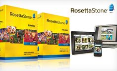 Groupon - $ 229.99 for a Rosetta Stone Version 4 TOTALe French, Italian, or Spanish Level 1–4 Set ($ 449 List Price). Free Shipping.. Groupon deal price: $229.99