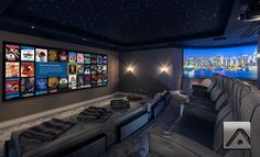 Designing Your Home Cinema – Interview with Adept IS
