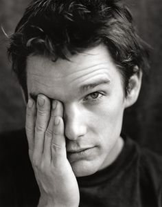 Ethan Green Hawke...it's too early!