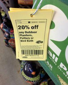 Lazy Gardening: Shop the off-season sales.(Richard S. Buse Photo)
