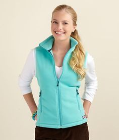 i could live in layers all year...perfect vest for cold days, and colorful.  vineyard vines.