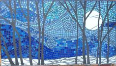 Criativa Arts - Mosaic Trees