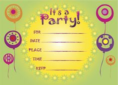 Birthday invitations luau birthday party invitation design ideas birthday invitation templates afrikaans stopboris Choice Image