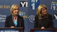 Yes, Kirsten Gillibrand and Wendy Long Got Asked About 'Fifty Shades of Grey' At A Debate