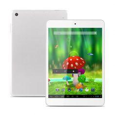 Q79 RK3168 Tablet PC Display 7.85 pollici Android 4.2 Dual-Core 1.2 GHz doppia fotocamera http://www.androidtoitaly.com/goods.php?id=1377 FrequenzaDual Core  1.2GHz   Disco rigido8 GB    Memoria Ram512MB   Risoluzione1024*768  Batteria3000mAH