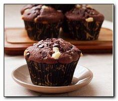 Resep Muffin Coklat Lembut - http://www.masakan-kita.com/resep-membuat-kue-roti/resep-muffin-coklat-lembut/?Resep+Masakan+Nusantara
