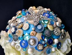 50 OFF Australian Beauty.8 Brooch and Buttons by AntonellaMia, $159.50