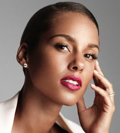 Alicia Keys y Givenchy, tándem de lujo #news #beautynews