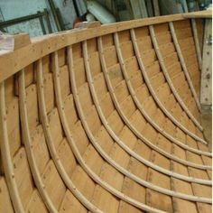 If you love to work with your hands, have basic carpentry skills and love the water, you should consider building your own boat. Building your own boat can save you lots of money. Wooden Canoe, Wooden Sailboat, Wooden Boat Building, Wooden Boat Plans, Boat Building Plans, Wooden Ship, Wooden Boats, Make A Boat, Build Your Own Boat