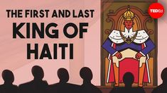 The first and last king of Haiti - Marlene Daut Dive into the life of Henry Christophe a former slave and leader in the Haitian Revolution and the only king of Haiti. -- The royal couple of Haiti rode int. Social Studies Activities, Fun Activities, Morgan Williams, Mark Morris, Haitian Revolution, Classroom Images, Social Awareness, Professional Logo Design