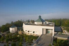 MUDAM: Das Museum