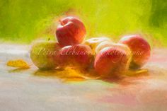 Apples... painterly photography Photography For Sale, Fine Art Photography, Apples, Colours, Autumn, Prints, Painting, Art Photography, Fall