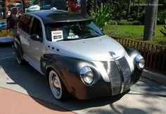 Downtown Disney Car Masters Weekend Car Show. June Photo by Luis My Dream Car, Dream Cars, Downtown Disney, Downtown Orlando, Chrysler Airflow, Chrysler Pt Cruiser, Disney Cars, Repair Manuals, Car Show