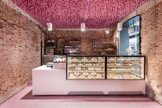 Patisserie by ideo arquitectura, Alcalá de Henares – Spain » Retail Design Blog
