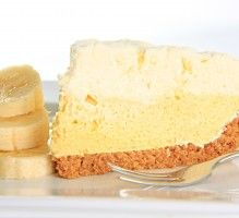 Recette - Cheesecake à la banane - Notée 4.1/5 par les internautes