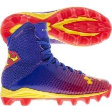 90d822d97a3 Under Armour Kids  Highlight RM Alter Ego Superman Football Cleat -  SUPERMAN