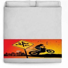 Motocross Bed Runners