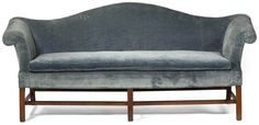 Same style as my reproduction Chippendale loveseat (first piece of furniture I bought on my own)