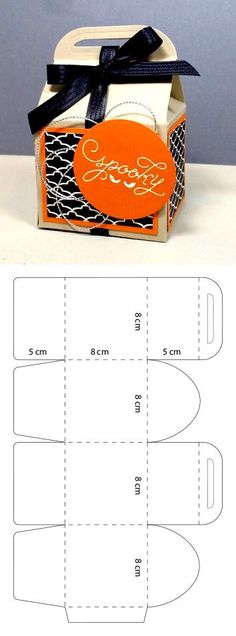 Decorating a Bedroom with Papered Boxes Diy Gift Box, Diy Box, Gift Boxes, Diy Crafts For Gifts, Fun Crafts, Candy Box Template, Box Templates, Diy Paper, Paper Crafts