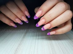 #evgenias_creations #frenchnails #acrylic #nails
