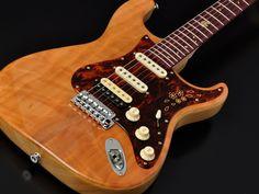 MCH2 SKR-FM PRM/P | 株式会社ディバイザー - http://www.deviser.co.jp/momose/guitars/premium/mch2skrfmprm