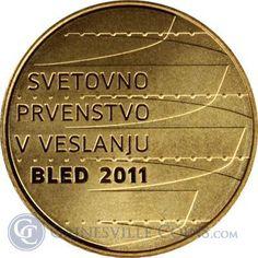 2011 Slovenia 100 100 Euro - thumbnail