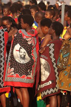 Ingwenyama Mswati III has been king of Eswatini since Tribal Dance, African Tribes, African Design, African History, East Africa, Long Sleeve Polo, People Photography, Africa Travel, Black People