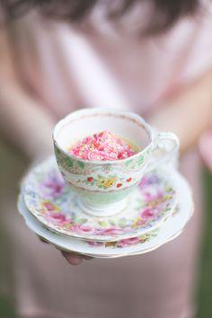 Gorgeous Bridal Shower Tea Party  #bridefetti #bridalshower #shower games #bridalshowergames