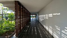 Brick Kiln House by SPASM Design Architects