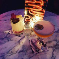 Fri-YAY  #101wardourstreet #soho #lovelondon #londontown #drinks #bar #londonbars #pornstarmartini #prosecco #cocktails #friday #friyay #happyfriday