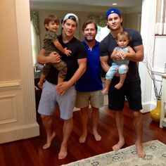 Latta and Wilson making female fans' ovaries burst in 3, 2, 1...