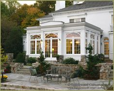 Harmony And Home: Conservatories