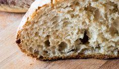 Pšeničný chlieb s parmezánom