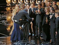 ¿Te perdiste algún detalle de los #Oscars2014?, aquí te contamos los mejores momentos.