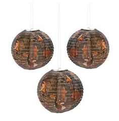 Camo Paper Lantern Decorations                                                                                                                                                                                 More