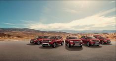 The 2019 Geneva Motor Show, Dacia exhibits the new Ultimate special series, also called the Techroad in some countries. Gasoline Engine, Geneva Motor Show, Red Design, Commercial Vehicle, Rear View Mirror, Sales And Marketing, Dark Colors, Multimedia, Logan