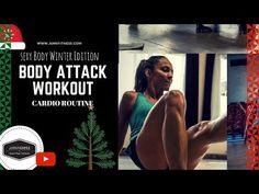 Cvičenie na chudnutie │ SexyBody Winter Edition │ 60 Minutes BodyAttack ...